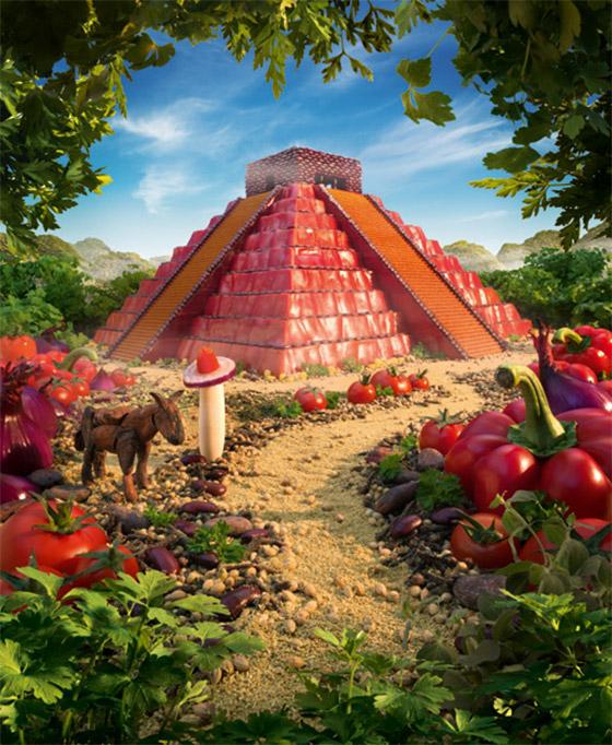 """The Mayam Pepper Temple''"