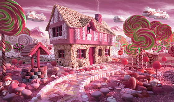 """""""Candy Cottage"""""""