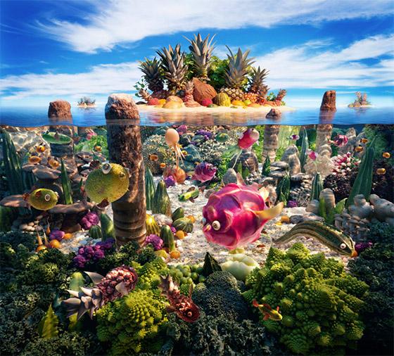 """""""Coralscape"""""""
