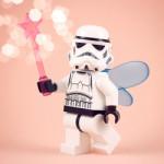 Fotografias de uma vida em LEGO