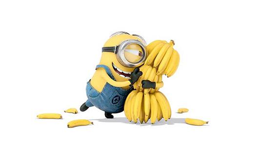 minion-banana