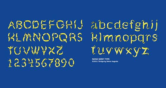 nana-serif