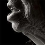 Série de fotos mostra a beleza de pessoas com mais de 100 anos
