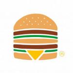 McDonald's minimalista e com logo verde
