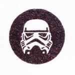 Um perfil de Instagram completamente ilustrado com grãos de café