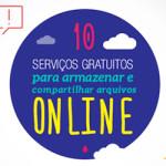 10 serviços gratuitos para armazenar e compartilhar arquivos online