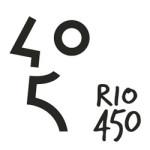 A identidade dos 450 anos do Rio é carioca, minimalista e feliz