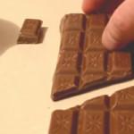 O truque do chocolate infinito