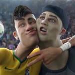 """Não é só mais uma animação sobre futebol. Nike surpreende com """"O último jogo""""."""