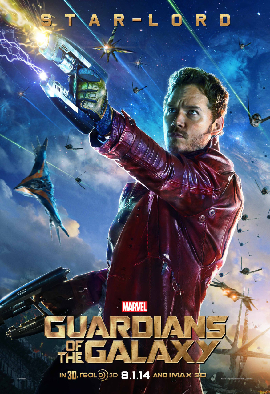 Guardians-of-the-Galaxy-Star-Lord-Poster