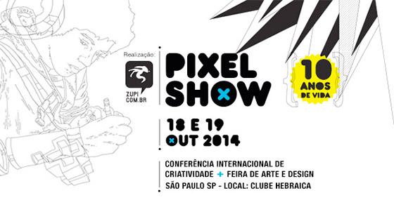 pixelshow2014