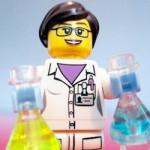 LEGO lança coleção com mulheres cientistas
