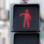 O sinal de trânsito dançarino