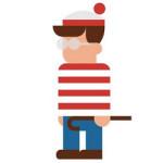 Every Hey: um personagem (minimalista) por dia