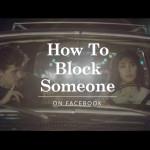 Como bloquear alguém? O próprio Facebook ensina, com vídeos bem humorados