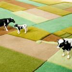 Landcarpet: o mundo visto de cima em forma de tapete