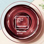 Marsala: como a Pantone escolheu a cor do ano para 2015?
