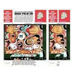 MAD fold-in: a história das capas ambíguas da revista MAD