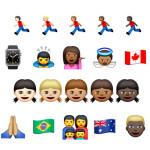 As novidades do Emoji em 2015 (+ free download do pacote 2014 em png)