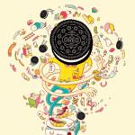 Uma campanha inteira de Oreo ilustrada por designers e artistas do mundo todo