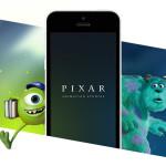 Um incrível projeto de redesign para o site da Pixar