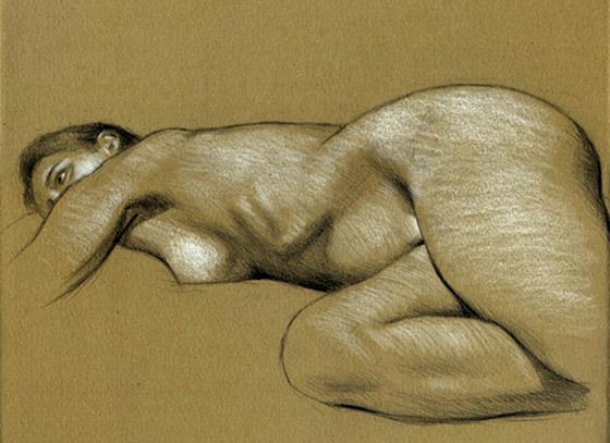 Sketch pro Daneil Maidman