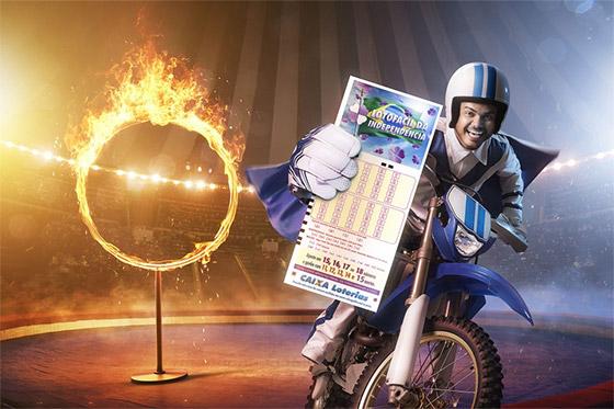 Loterias da Caixa (Artplan)