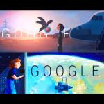 Como foram criados os gifs animados do Google em homenagem à primeira americana a viajar para o espaço