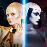"""Marca lança coleção de maquiagem inspirada em """"Star Wars"""""""