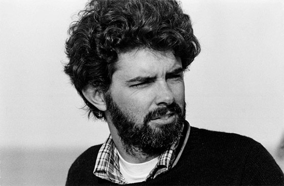George Lucas nas antigas.
