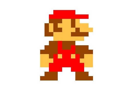 mario-pixel