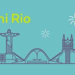Mini Rio: o Rio de Janeiro em miniatura através de 100 pictogramas