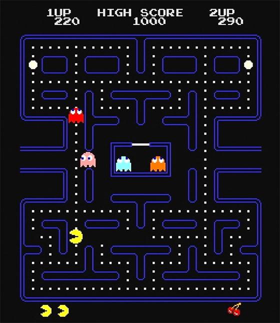 Pac Man para Atari 2600
