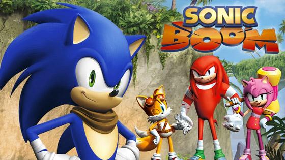 """""""Sonic Boom"""": série animada para a TV."""