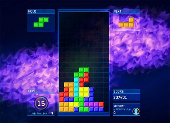Tetris Ultimate para Play Station 4 - imagem via