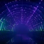 O que um avião desativado e 200 metros de LED têm em comum com uma viagem interestelar?