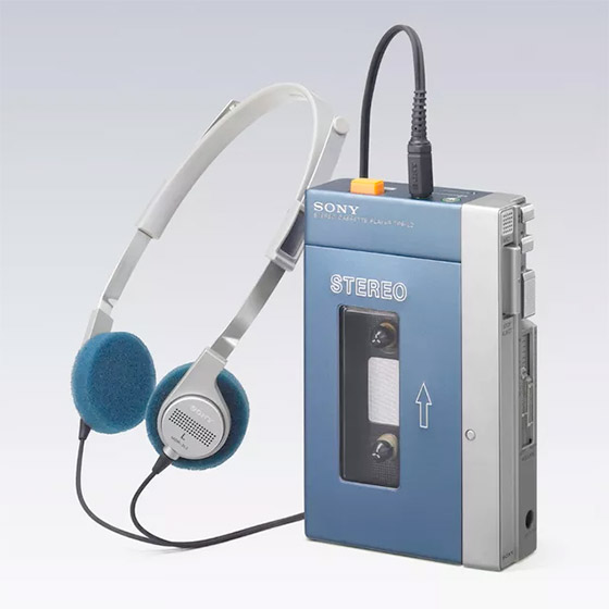 Walkman Sony, 1979