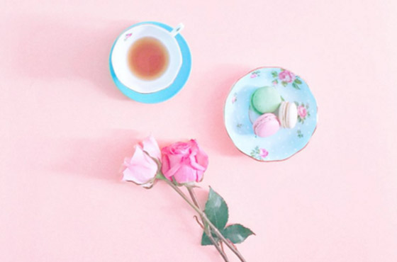 pastel-tea