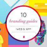 10 guias de marca inspiradores dos maiores sites e apps