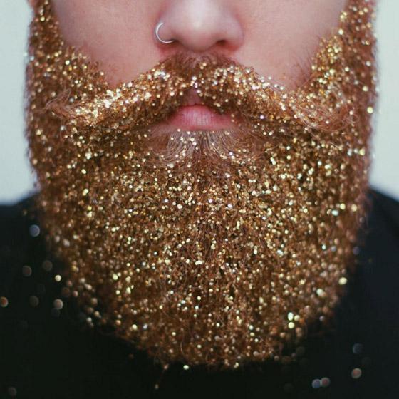 #glitterbeard (imagem via)