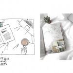 Ilustradora cria tutorial bem humorado para fotos perfeitas no Instagram