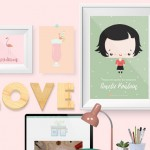 Freebies para imprimir e decorar sua casa e escritório