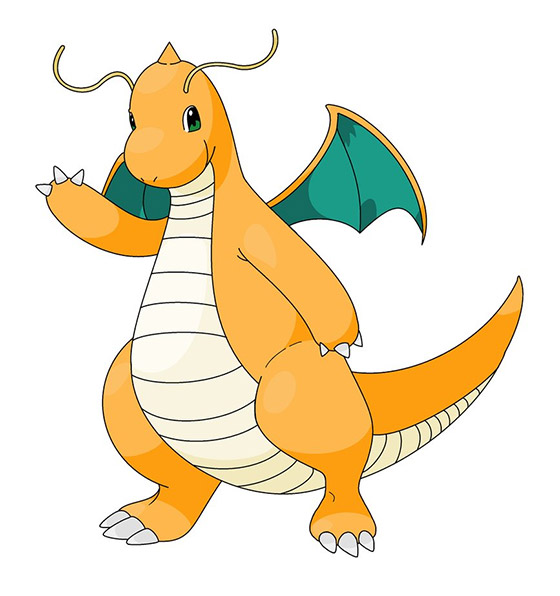 dragonite-real