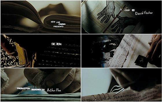"""Se7en"", por David Fincher."