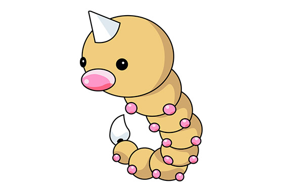weedle-real
