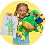 Pequenos designers: lista de marcas que transformam desenhos de crianças em objetos
