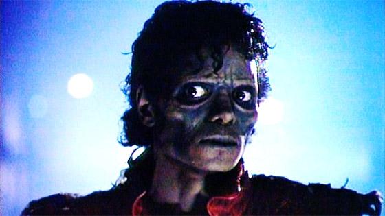 Michael já conhecia bem esses zumbis designers...