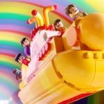 The Beatles e seu Yellow Submarine ganham versão em LEGO