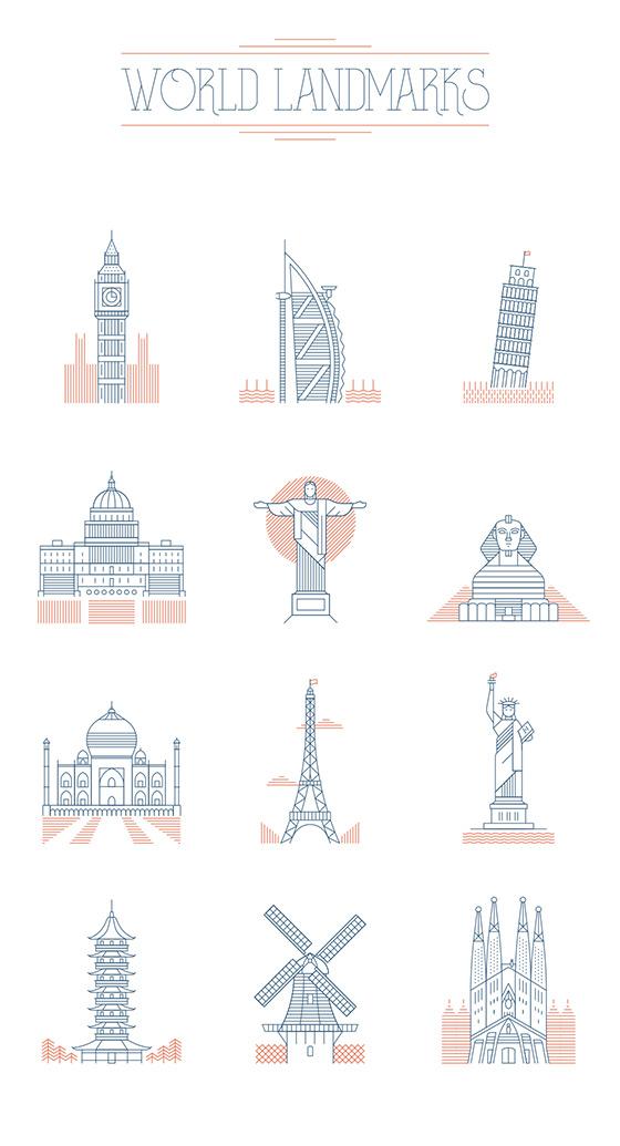 worl-landmarks-cutedrop1