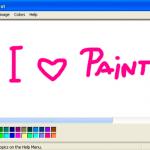 Calma: o Paint não vai acabar!